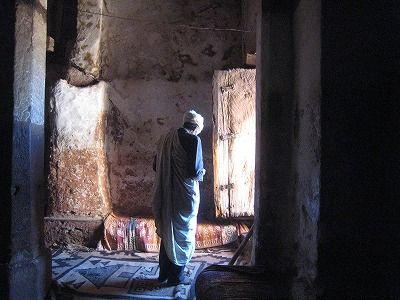 ティグレの岩窟教会群