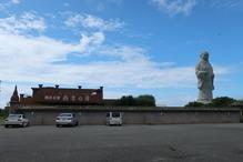 越後の里親鸞聖人総合会館西方の湯・端っこから入る