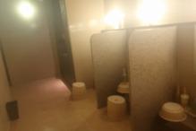成田ビューホテル・成田温泉「美湯」・洗い場