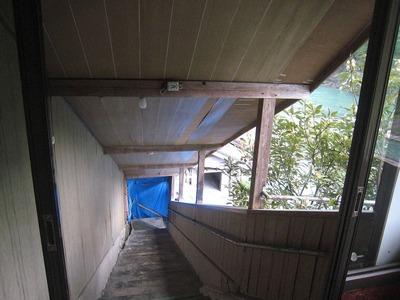 木の階段1062