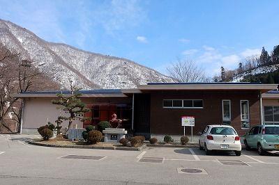 飛騨市老人福祉センター 「割石温泉」