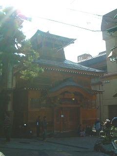 野沢温泉・大湯