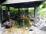 阿蘇坊中温泉「夢の湯」・露天風呂