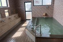 亀の甲温泉・内湯1