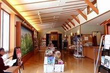 大白川温泉「しらみずの湯」・ホール