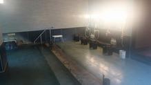 越後長野温泉「嵐渓荘」・洗い場
