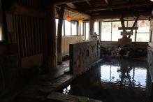 「湯の屋台村」・お風呂