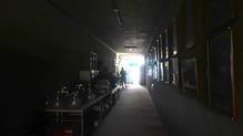 越後の里親鸞聖人総合会館西方の湯・男湯は向う