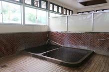 吉松温泉「原口温泉」・浴室