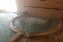 大白川温泉「しらみずの湯」・泡湯