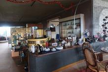 越後の里親鸞聖人総合会館西方の湯・カフェ?
