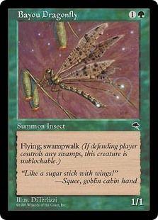 bayoudragonfly