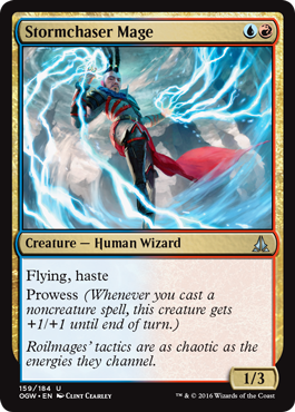 Stormchaser-Mage