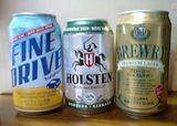 ビアテイスト飲料3種