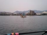 セタシジミ漁