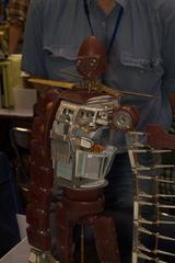 ラピュタのロボットじゃないよ