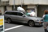 路上駐車見せしめの刑