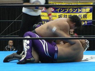 石川雄規 スーパー・タイガー(2代目)