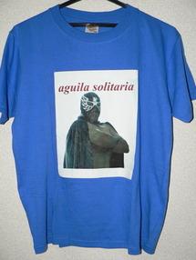 アギラ・ソリタリア Tシャツ