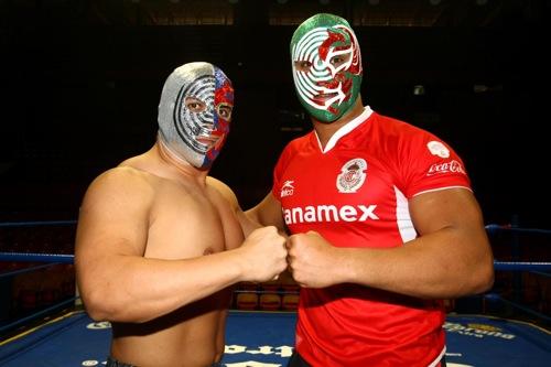 ドス・カラスJr. : Mask Maniaへ...