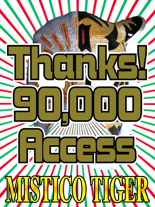 Thanks! 90,000 Access