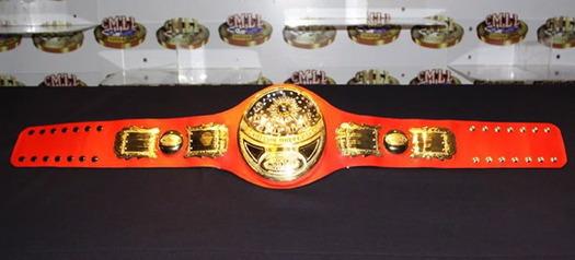 CMLLユニバーサルチャンピオンベルト