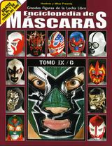 Enciclopedia de MASCARAS TOMO IX / D
