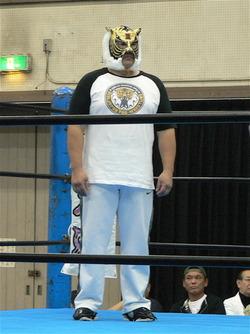 タイガーマスク(初代)
