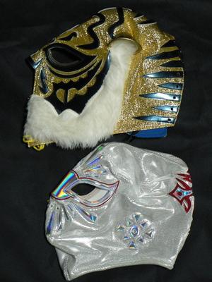初代タイガーマスク ミスティコ