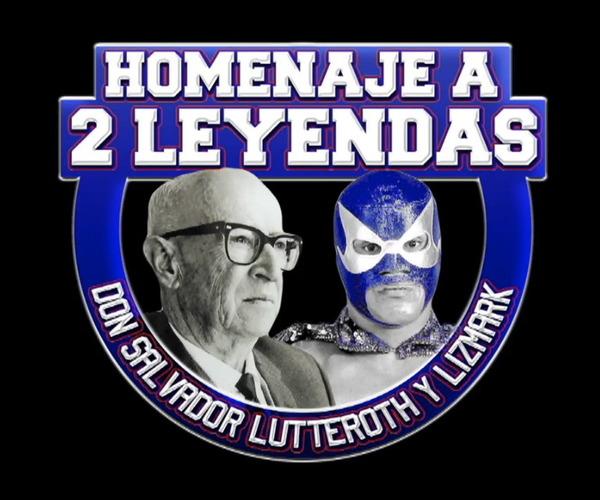 H0MENAJE A 2 LEYENDAS