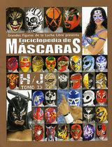 Enciclopedia de MASCARAS TOMO 12 H/J
