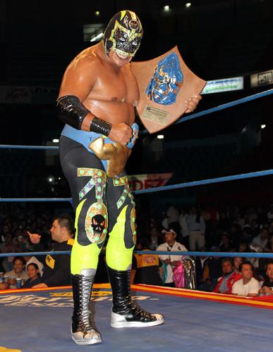 2代目ミスティコ : Mask Maniaへ...