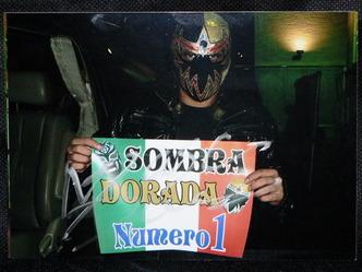 マスカラ・ドラダ 写真