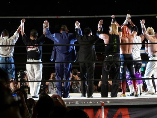 大日本プロレス設立15周年記念大会