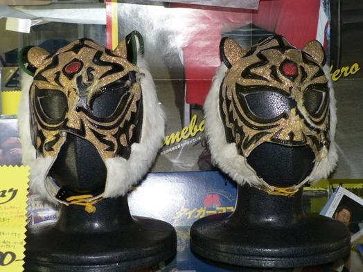 初代タイガーマスク ヤギリ 逆ヤギリ