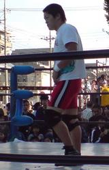 長津田まつり1