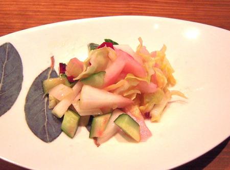 2マリネ野菜
