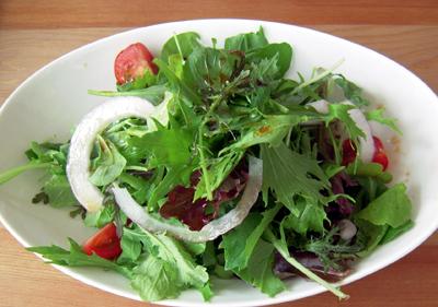 若菜サラダ