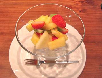 2季節のフルーツ