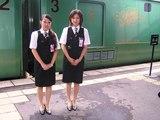 JR九州のお姉さん