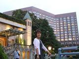 ホテルと私