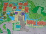 館内の地図