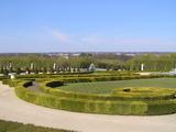 ベルサイユ宮殿お庭1
