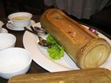 川海老の紹興酒蒸し 1716円