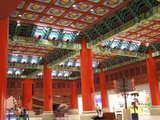ドバイのショッピングセンターにあった中国建物