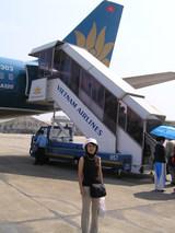 ベトナムからカンボジアに