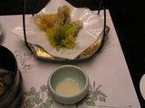 甘鯛 タラバ天ぷら