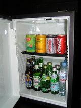 冷蔵庫の中も無料です!