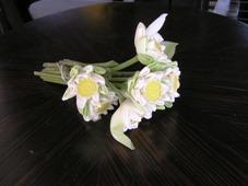 蓮のお花のブーケ