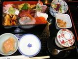 お昼のちらし寿司セット 2625円